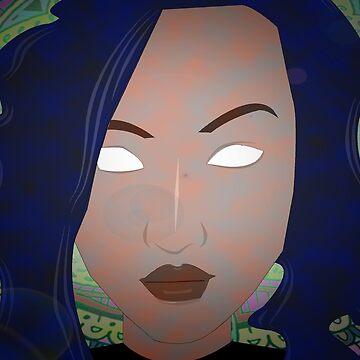 Mandala Girl by Chavs88