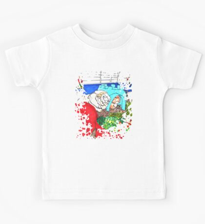 Guinea Pigs in a cage Kids Clothes