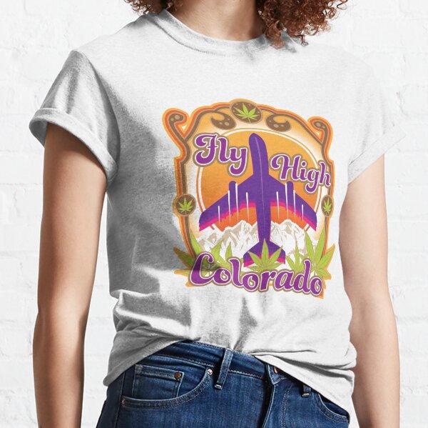 Fly High Colorado Classic T-Shirt