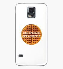 Can I PLEASE Get a Waffle Case/Skin for Samsung Galaxy