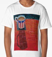 """""""rw&b cup"""" Long T-Shirt"""