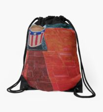 """rw&b cup"" Drawstring Bag"