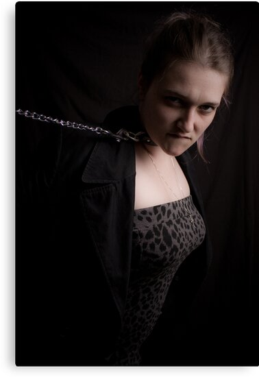 Restrained by Daphne Johnson