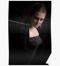 Restrained Poster