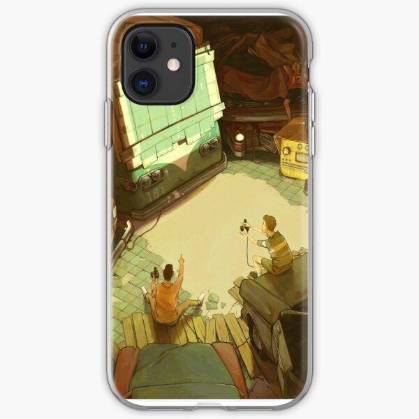 Playground iPhone Soft Case
