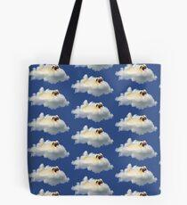 Clouds Full Of Pugs Tote Bag