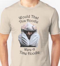 Camiseta ajustada NBC Community - Dean Pelton Tiempo Hoodie