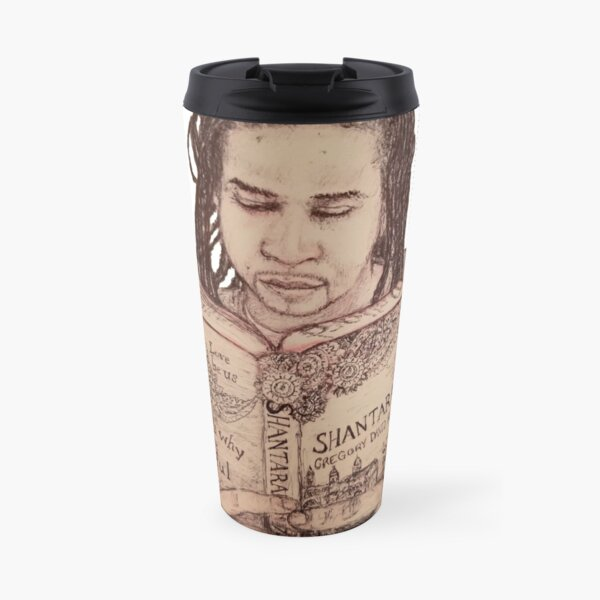 Shantaram Travel Mug
