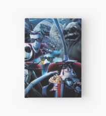 The Nightmare Before Christmas Hardcover Journal