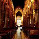 Inside The Cathedral by Evita