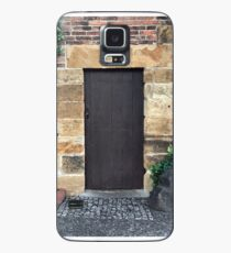 Doorway to Captain Cook's Cottage Case/Skin for Samsung Galaxy