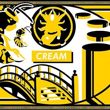 CREAM  by ChristianHanna