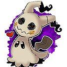 Cute Ghost by StardustGremlin