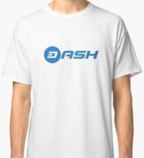 Dash Cash Tshirt / Crypto Shirt / Warrior Dash Tshirt / Dash Cup Mug / Dash Crypto / Cryptocurrency Tshirt / Moon Bitcoin Tshirt Classic T-Shirt