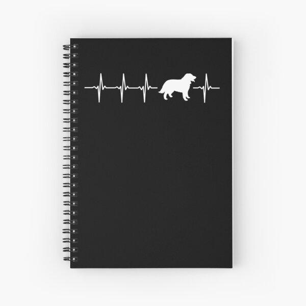 Karst Shepherd Gift - For Dog Lovers Spiral Notebook