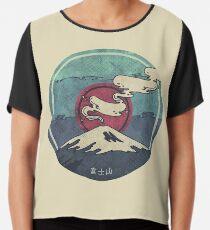 Fuji Chiffontop