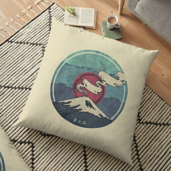 Fuji Floor Pillow