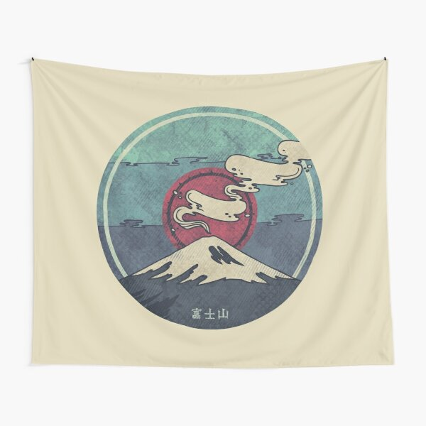 Fuji Tapestry