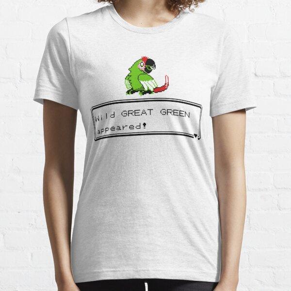 Great Green Sprite Essential T-Shirt
