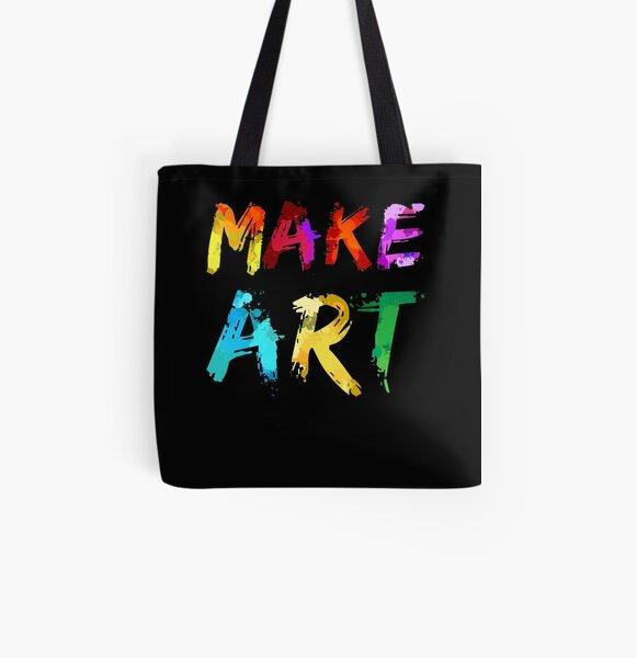 Draw more tote bag Da Vinci tote bag Art lover gift Art teacher bag Art teacher gift Funny tote bag Cotton bag Shopping bag Artist bag