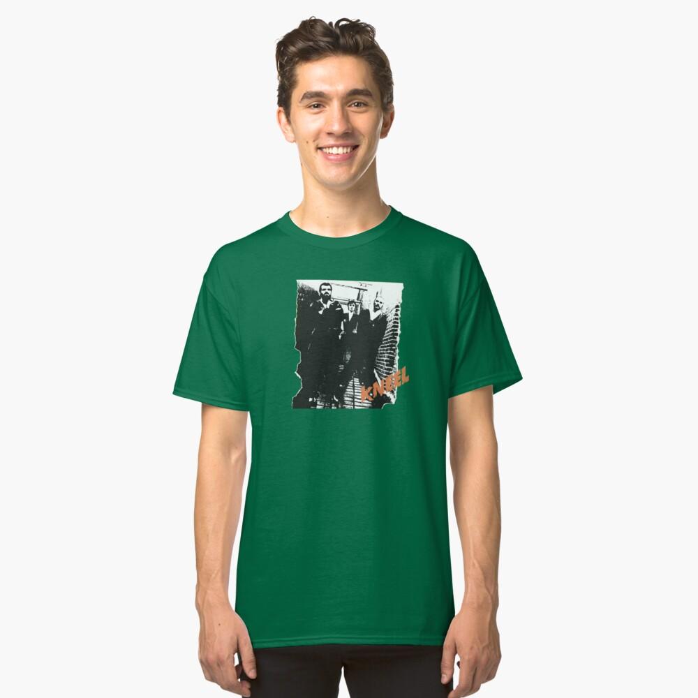 Kneel Classic T-Shirt Front