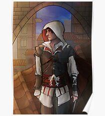 Ezio Auditore Poster