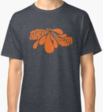Kaleidoscope Tangerine Dream Classic T-Shirt