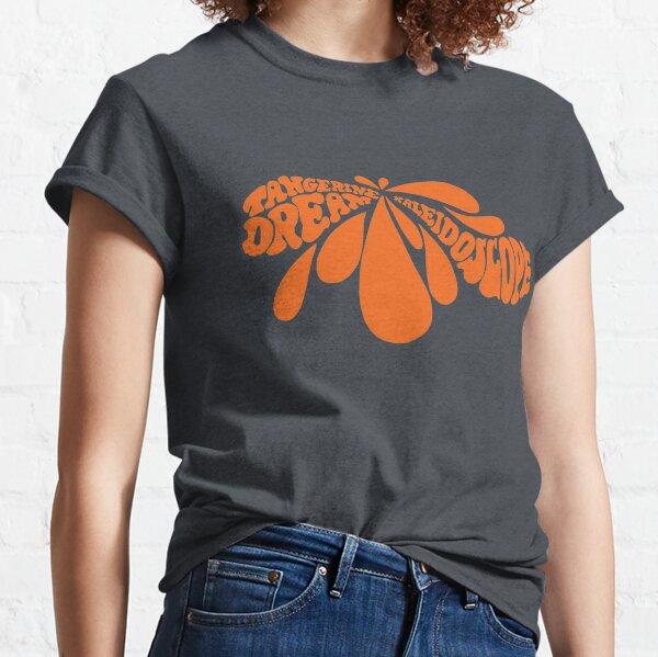 Kaleidoscope Tangerine Dream Classic T-Shirt