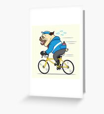 MOOTOO Happy Ride Greeting Card
