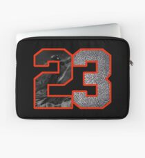 23 to the Hole Laptop Sleeve