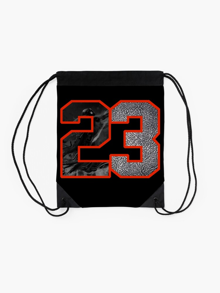 Alternate view of 23 to the Hole Drawstring Bag
