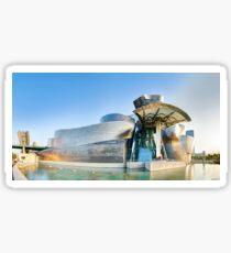 Guggenheim Bilbao Sticker