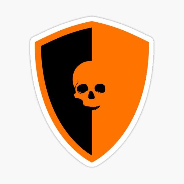 Death Cheaters Guild | D.C.G. Crest • ADV Sticker