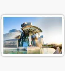 Guggenheim Bilbao Short Sticker