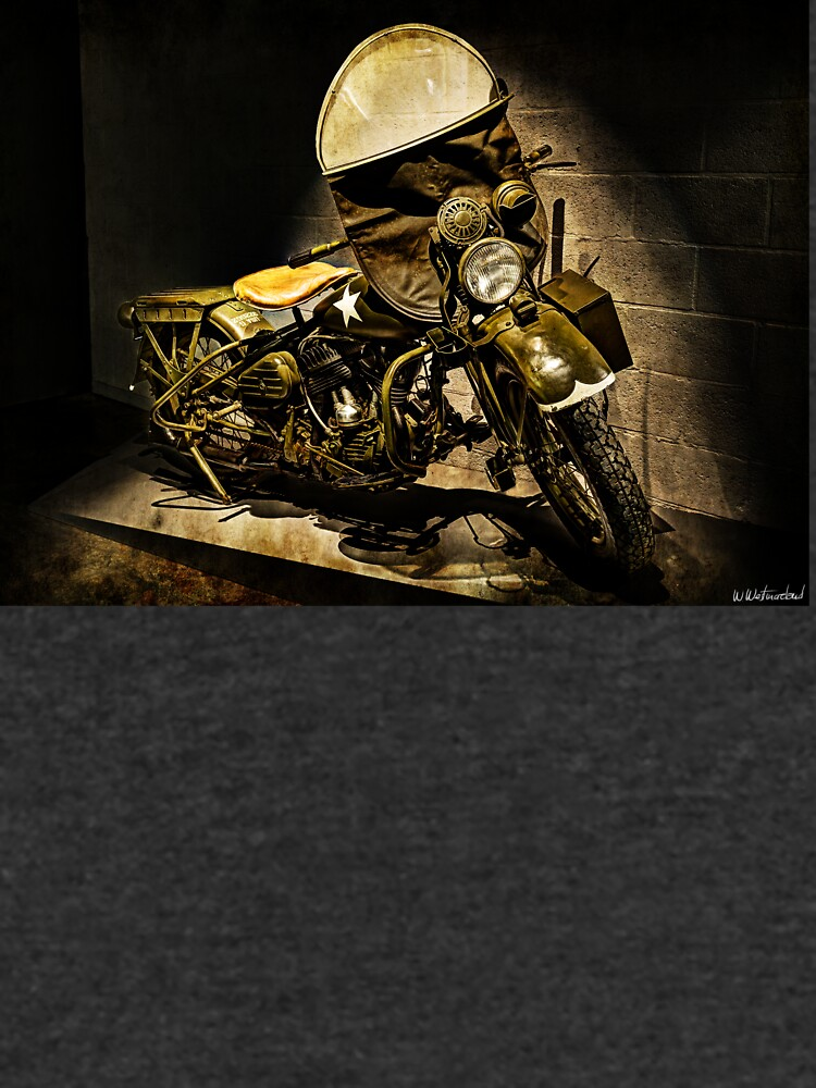 Harley Davidson WLA 1942 - I by WWestmoreland