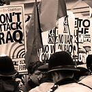 Don't Attack Iraq by Matt Bishop