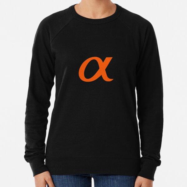 Sony Alpha Apparel Lightweight Sweatshirt