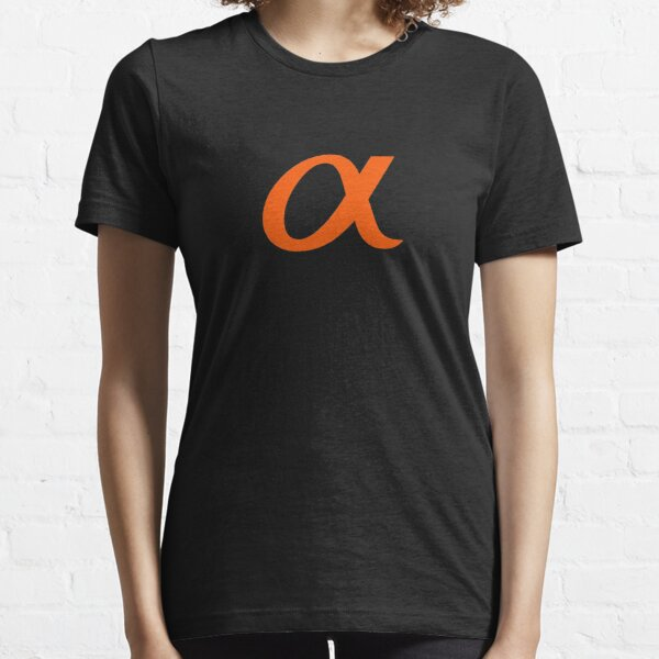 Sony Alpha Apparel Essential T-Shirt