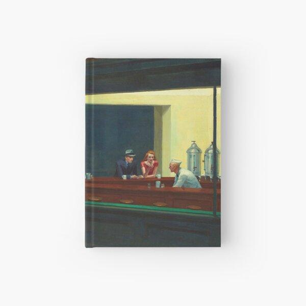 NIGHT HAWKS - EDWARD HOPPER  Hardcover Journal