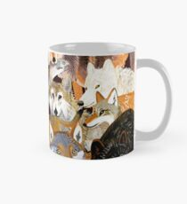 Wolves o´clock (Time to Wolf) Taza