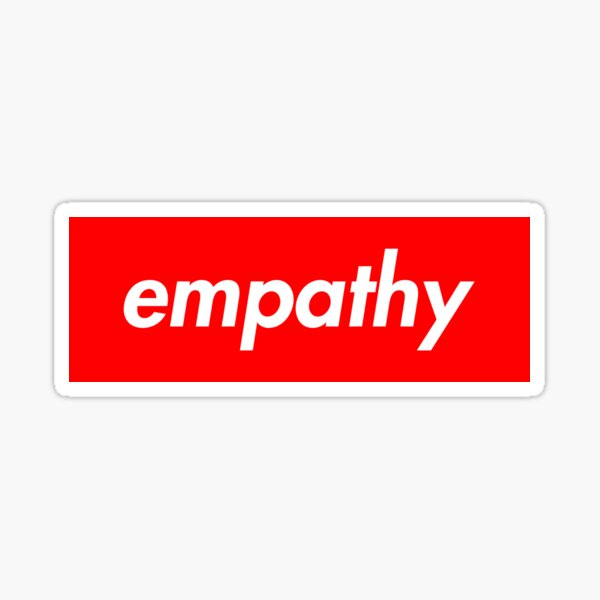 nct empathy Sticker