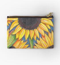 Sunflowers Zipper Pouch