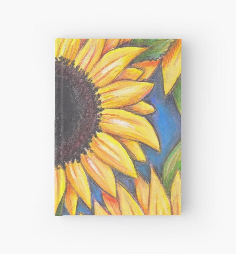 Sunflowers by Marina Coffey