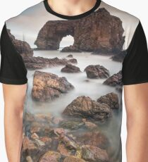 The Great Pollet Sea Arch Graphic T-Shirt