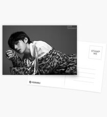 BTS LOVE YOURSELF TEAR TAEHYUNG Postcards