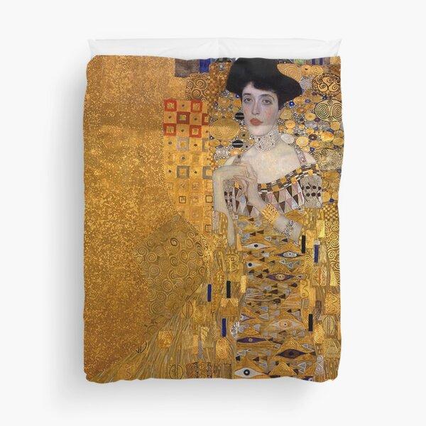 THE LADY IN GOLD - GUSTAV KLIMT  Duvet Cover