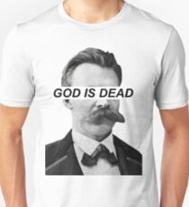 Gott ist tot Unisex T-Shirt