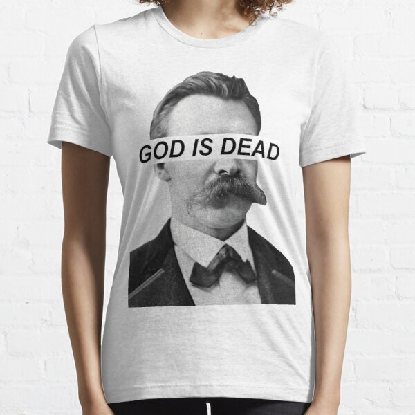 Dieu est mort T-shirt essentiel