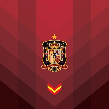 Spain Football by WanderingFox