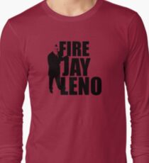 Fire Jay Leno Long Sleeve T-Shirt